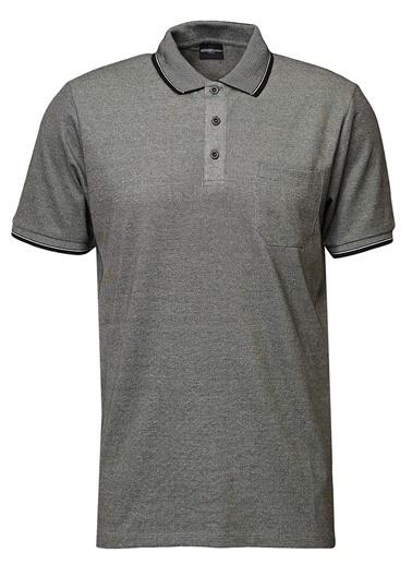 Altınyıldız Classics Altınyıldız Classic Siyah T-Shirt Siyah
